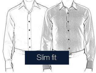 Chemises cintrées
